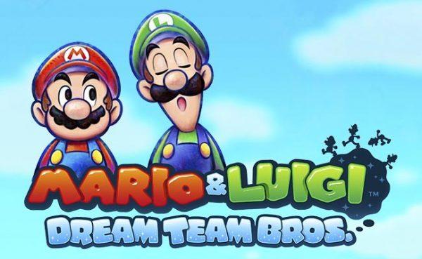 Mario Luigi Dream Team 0