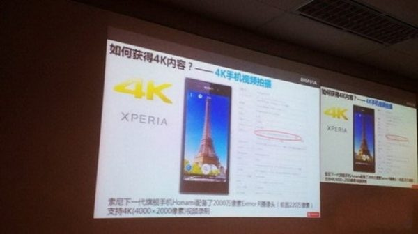 Sony-Honami-Smartphone