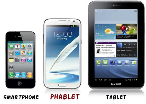 phablets