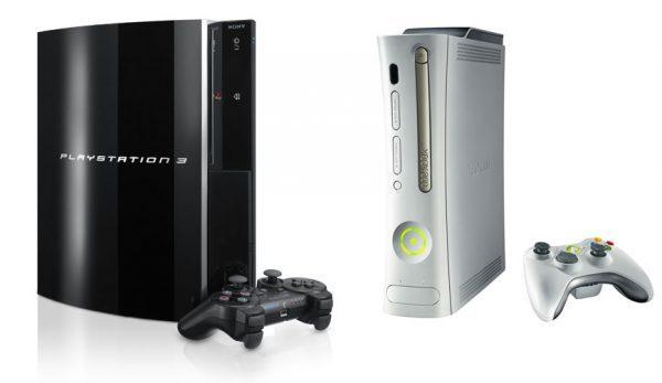 Xbox 360 PS3