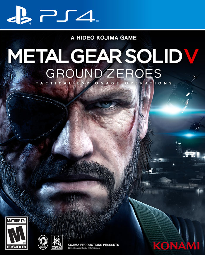 Portada Metal Gear Sold V PS4 Xbox One (1)
