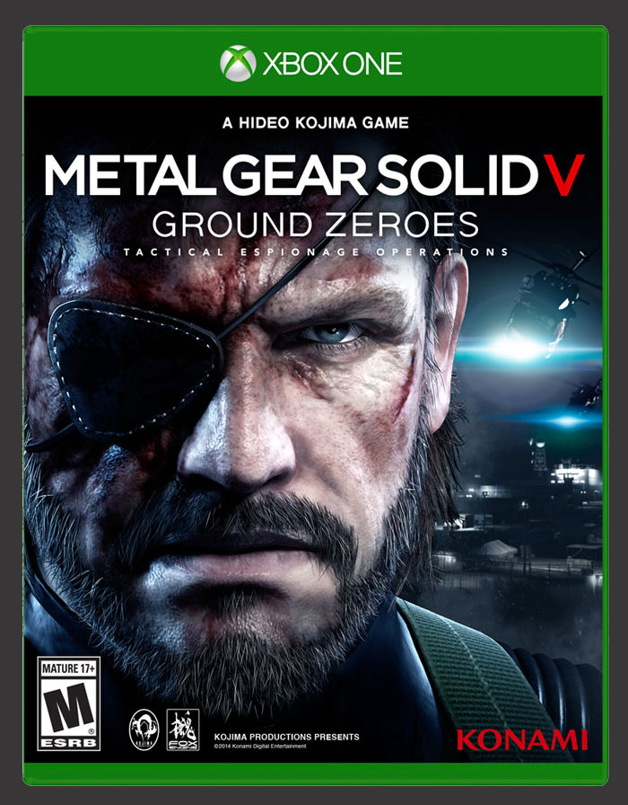 Portada Metal Gear Sold V PS4 Xbox One (3)