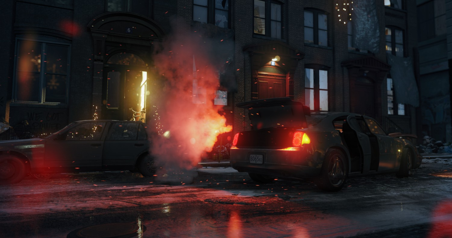 Tom Clancy The Division 1