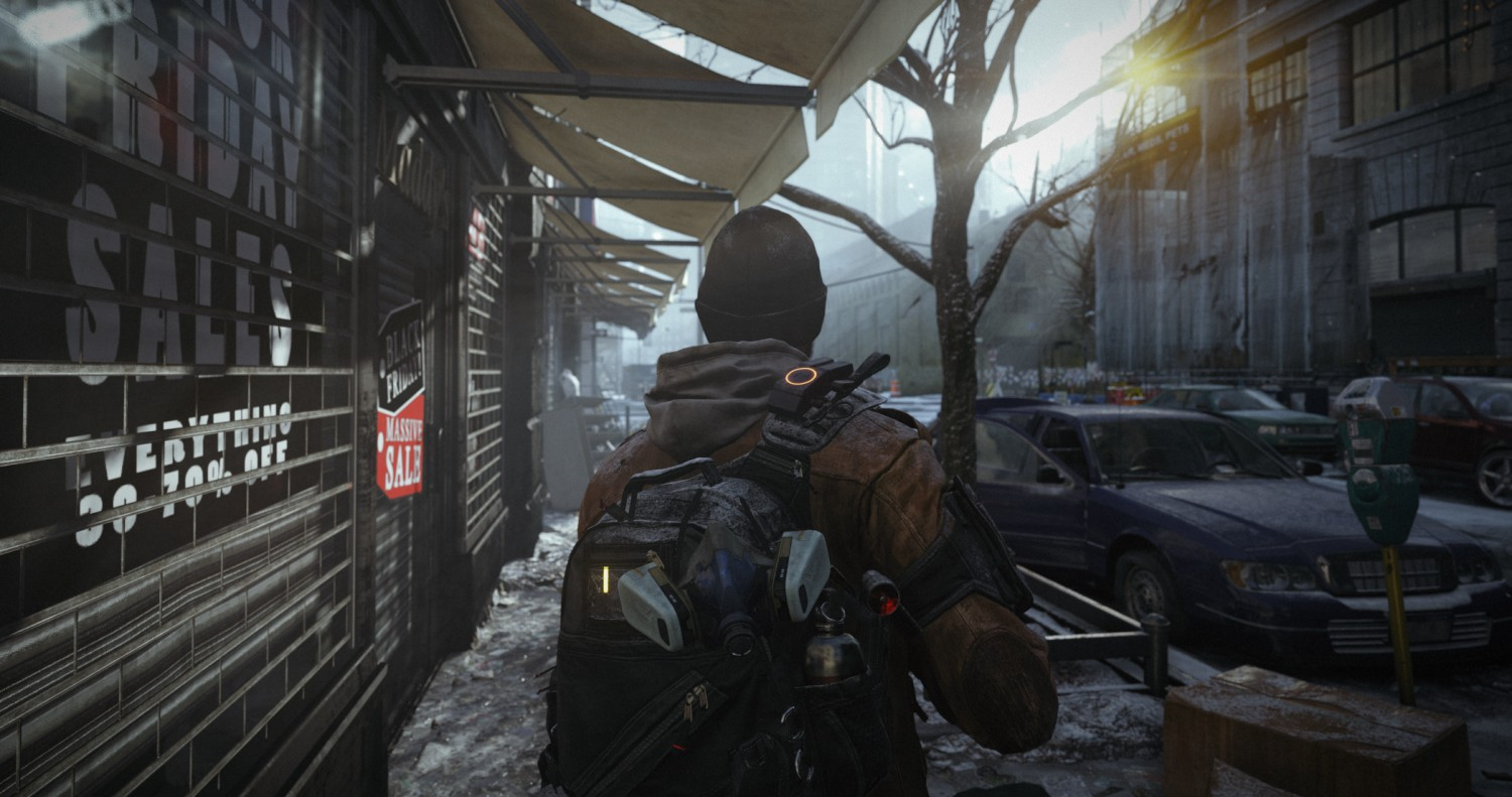 Tom Clancy The Division 3