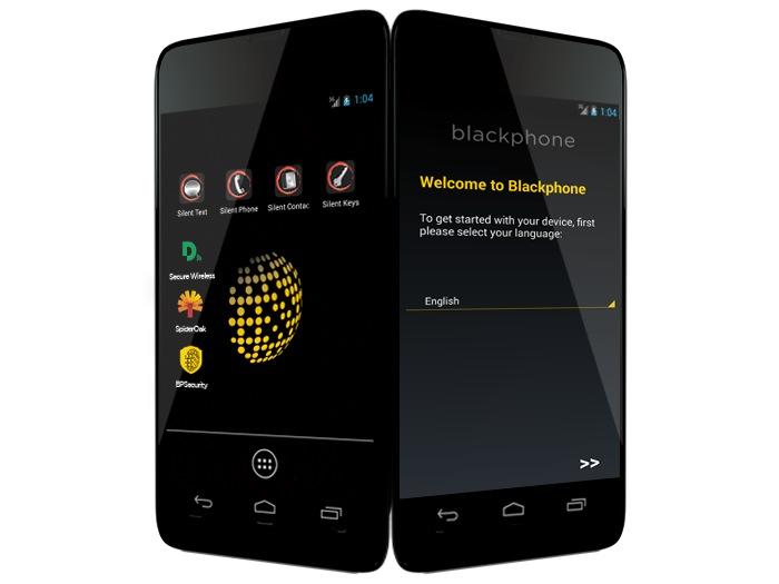 Viene con una versión modificada de Android que convertirá al teléfono en antiespías.