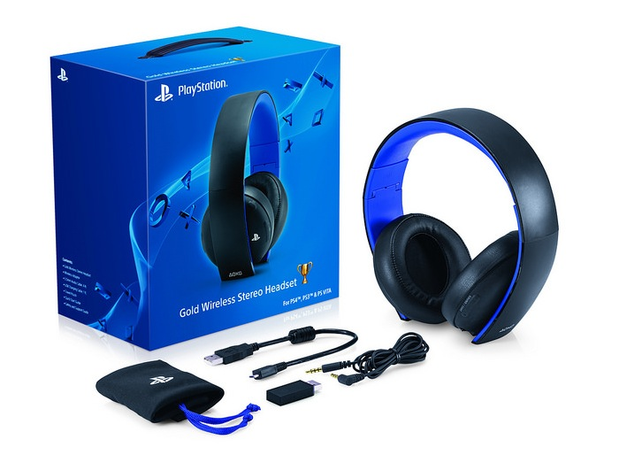 PS4-Gold-Wireless-Headset