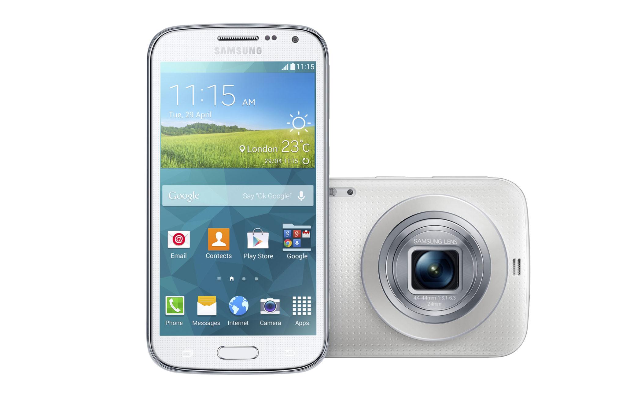 Samsung Galaxy K Zoom Telcel (4)