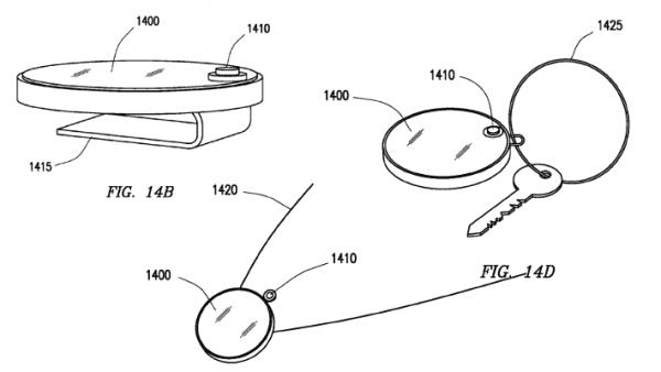 Smarthwatch patentado por Samsung - 1