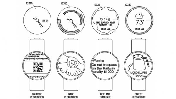 Smarthwatch patentado por Samsung - 2