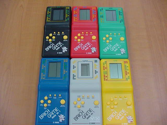 Brick Game 9999 In 1