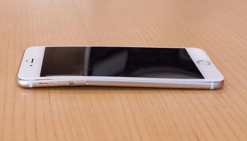 iPhone 6 Plus Bendgate 2