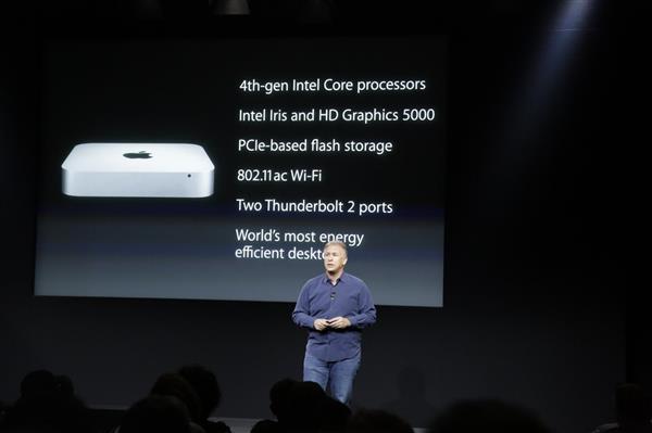 Especificaciones MAC Mini
