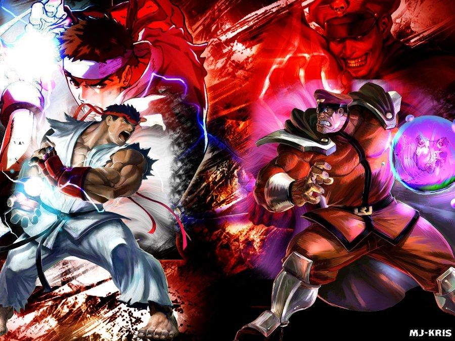 Ryu_vs_Bison