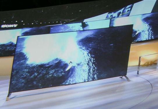 4k Tv sony