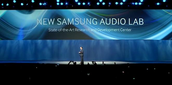 Samsung lab