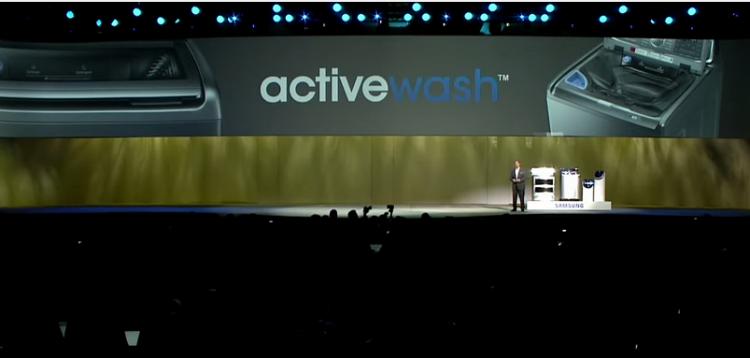 active wash