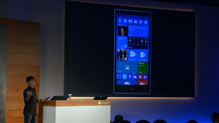 windows-10 smartphone