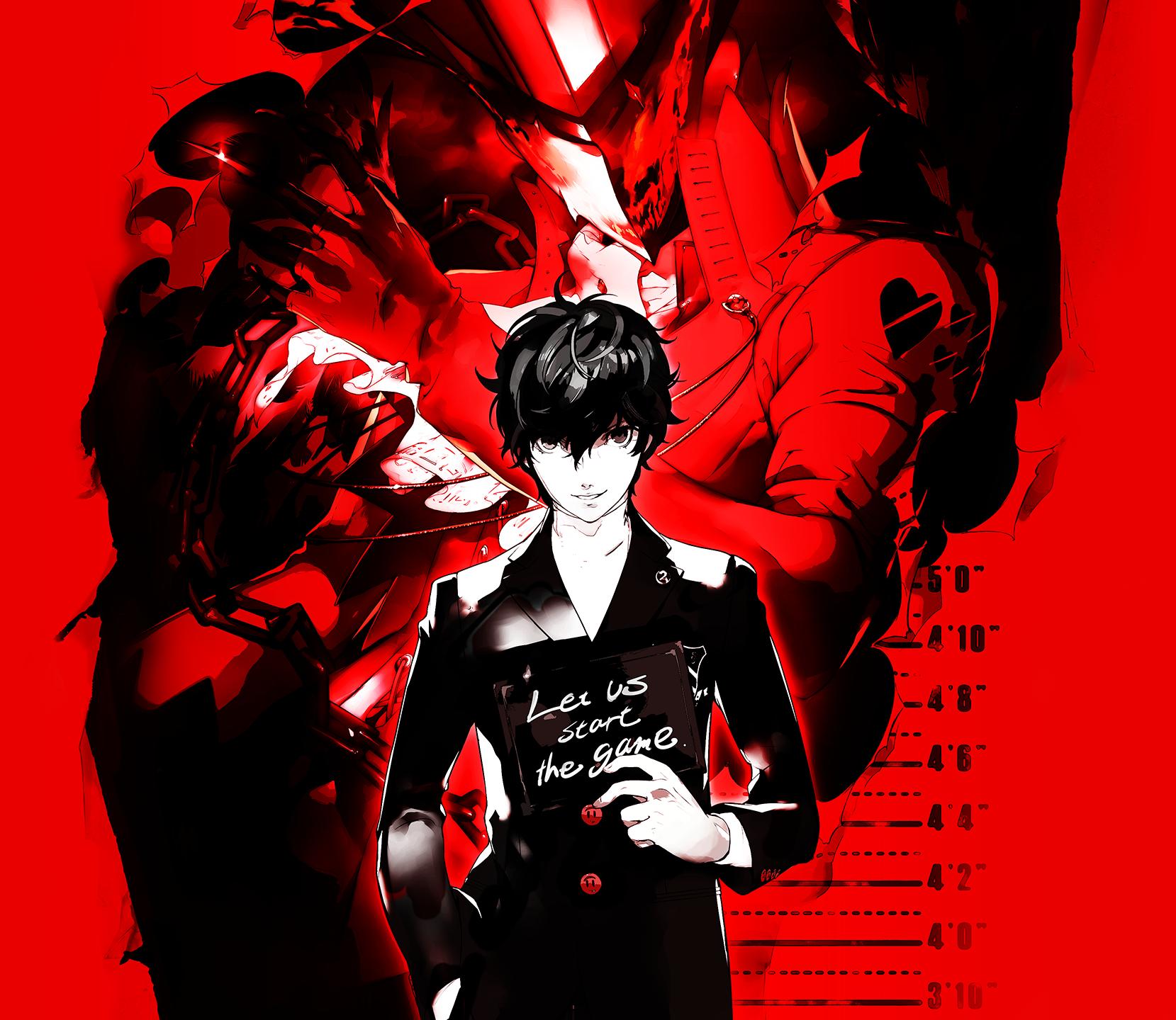 Persona 5 ya tiene fecha de lanzamiento