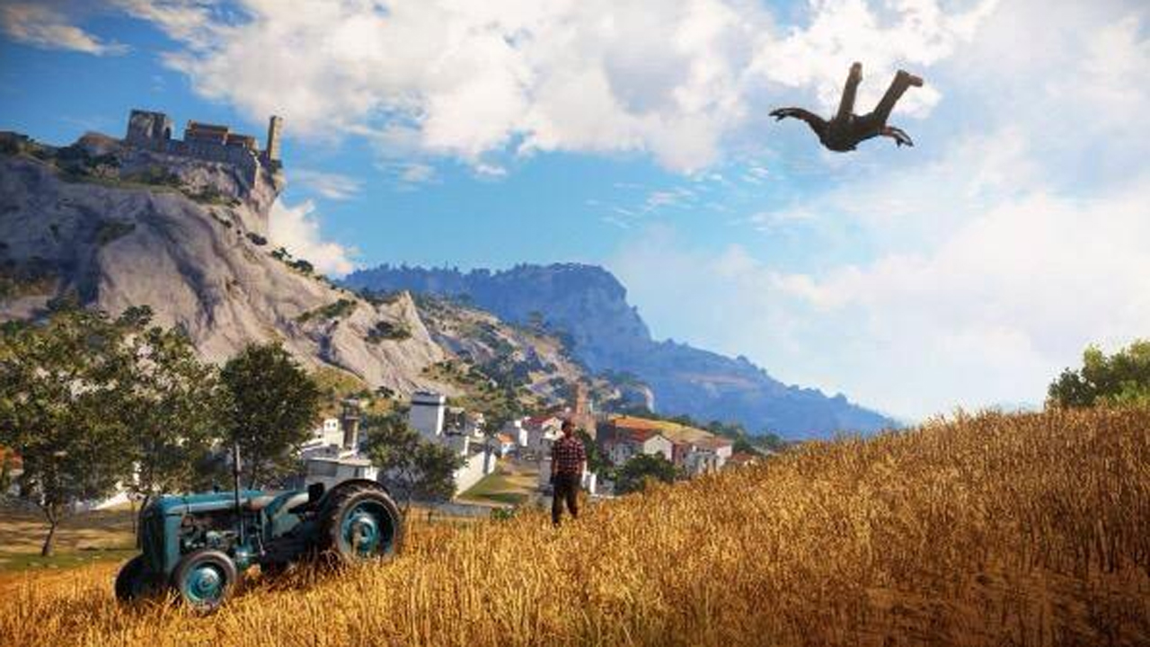 Screenshot Just Cause 3 - 4
