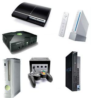 consolas usadas (2)