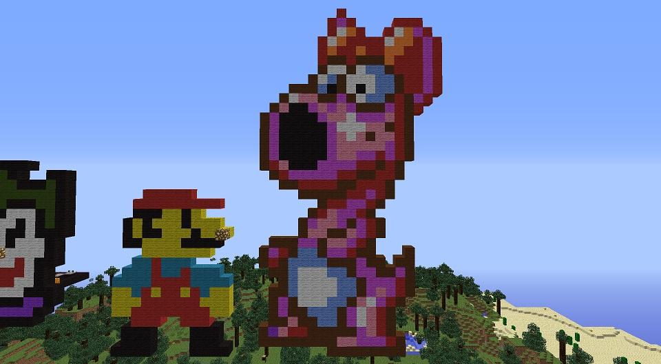 Super Mario Maker Birdo