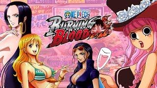 Burnig Blood