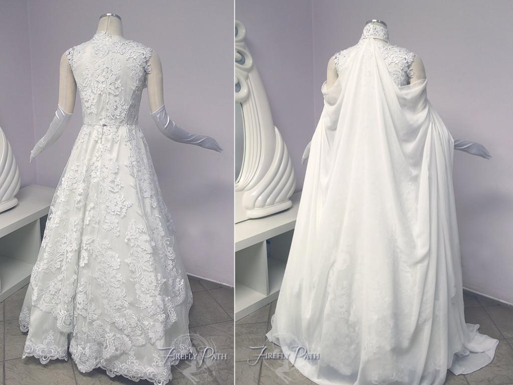 Vestido de novia princesa zelda