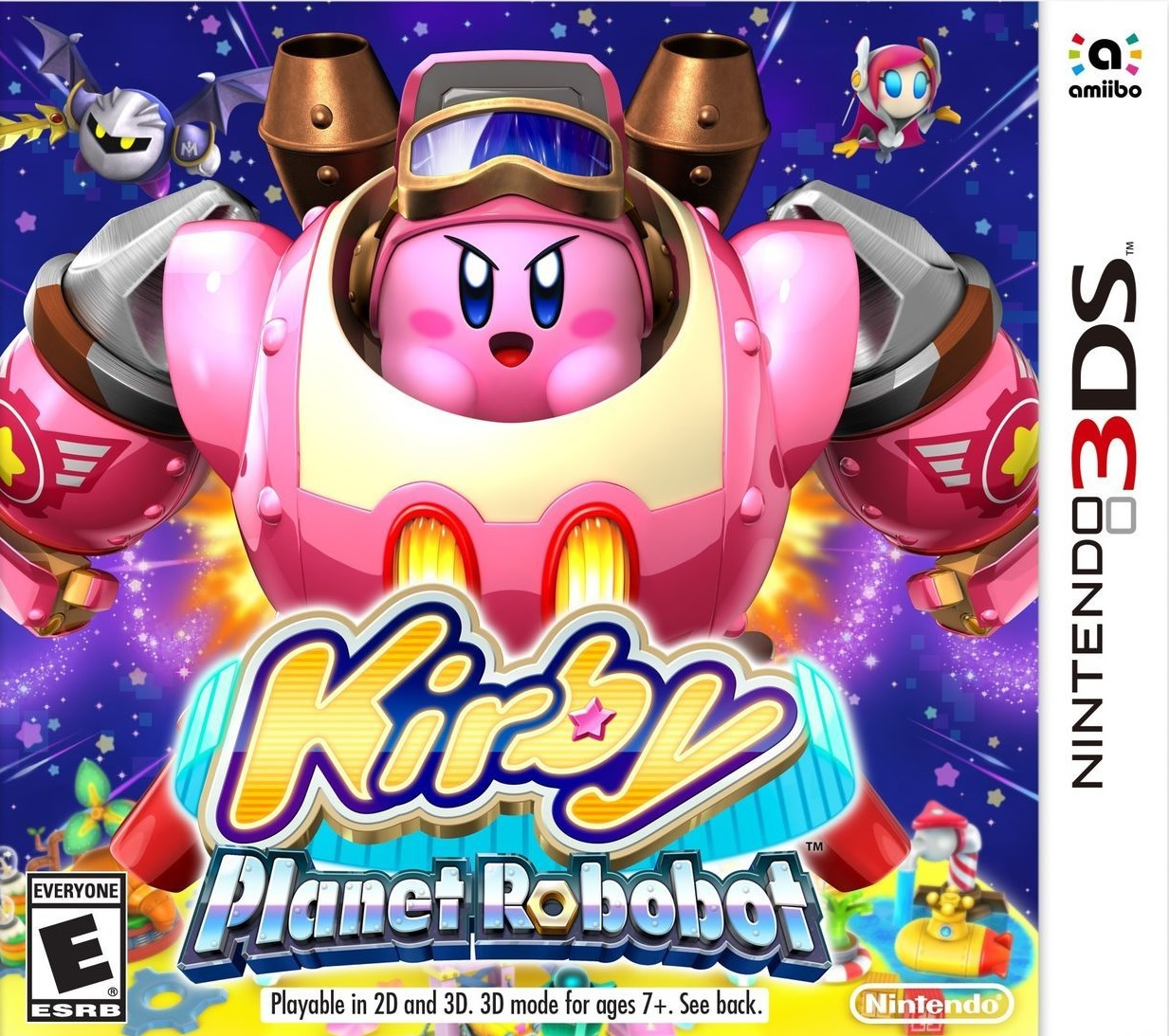 KIRBY PLANET