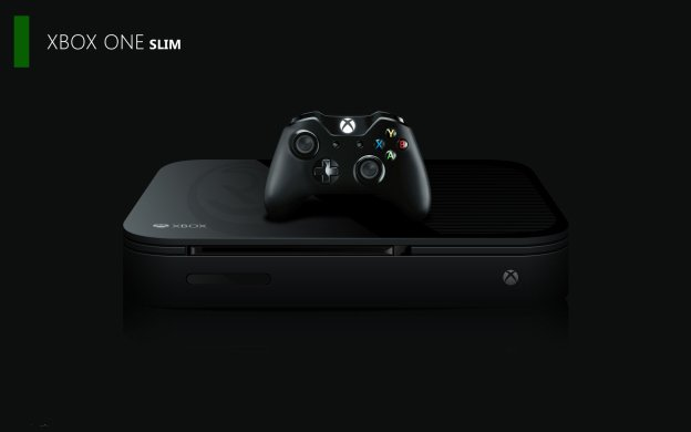Xbox Slim (Rumor)