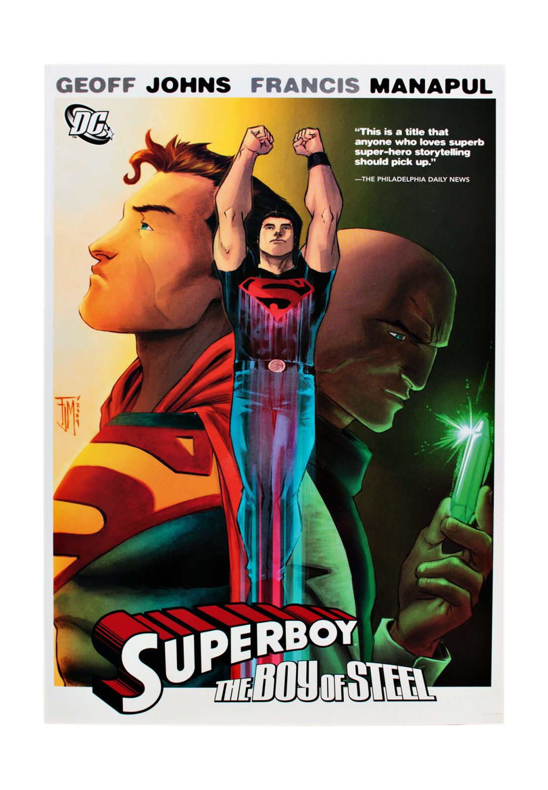Superboy-The-Boy-Of-Steel