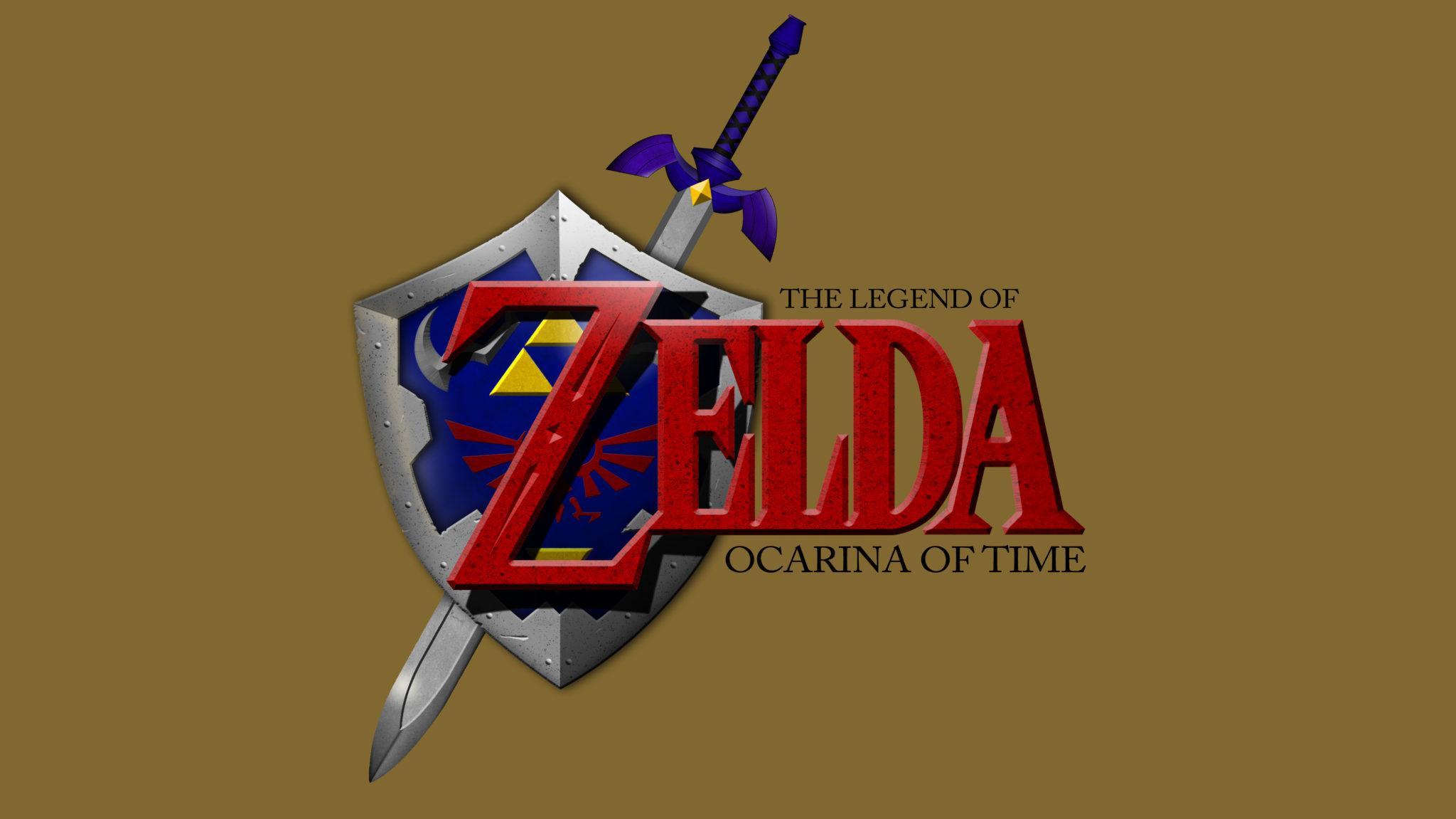 Nintendo-64 Zelda ocarina