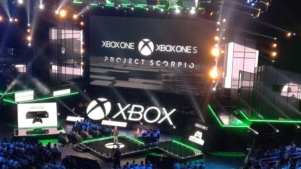 Potencia de Xbox Scorpio