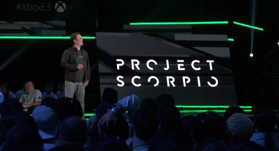 Xbox Scorpio 1